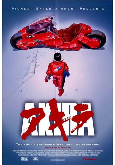 Akira - Moto (POSTER)