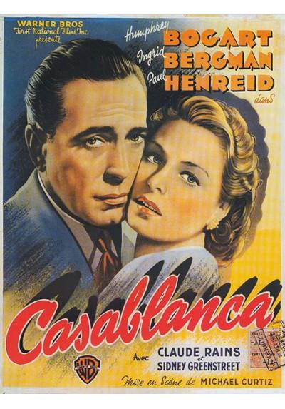Casablanca (POSTER)