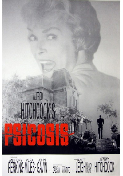 Psicosis (POSTER)
