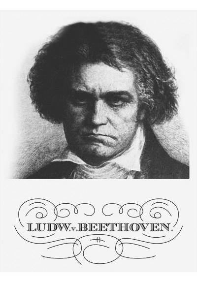 Beethoven - La Naranja Mecánica (POSTER)