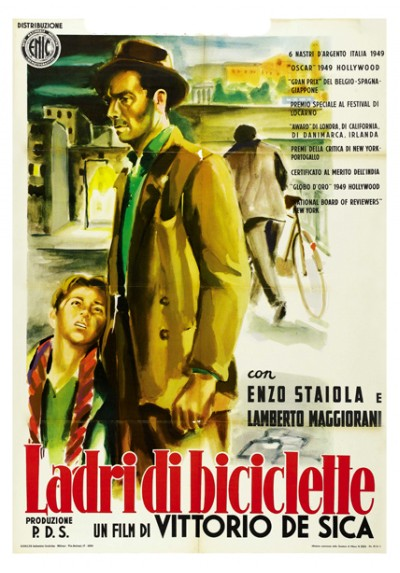 El Ladrón de Bicicletas (POSTER)