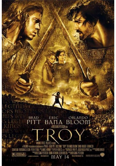 Troya (POSTER)