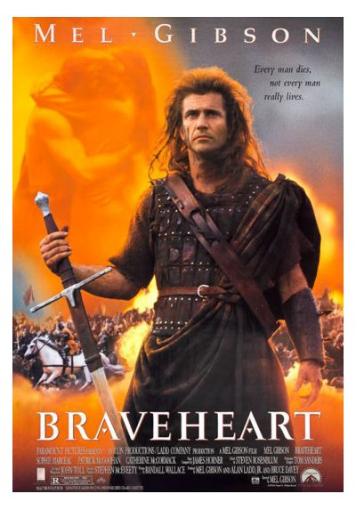 Braveheart (POSTER)