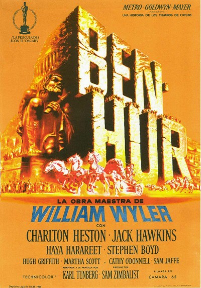 Ben - Hur (POSTER)