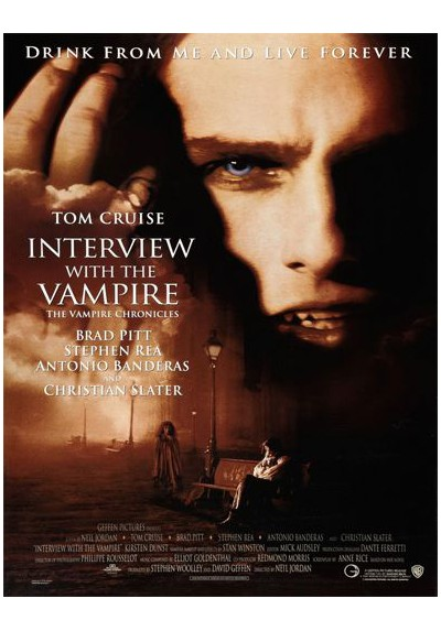 Entrevista con el Vampiro (POSTER)