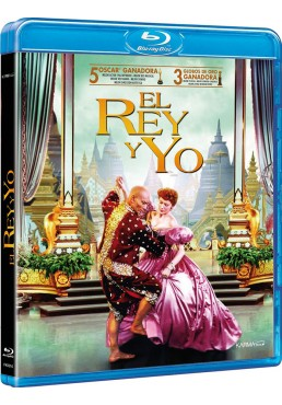 El Rey Y Yo (Blu-Ray) (The King And I)