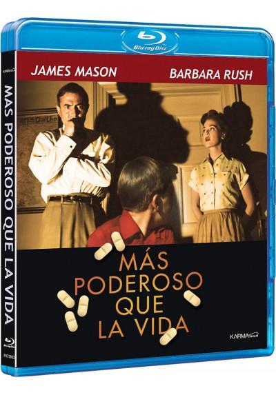 Más Poderoso Que La Vida (Blu-Ray) (Bigger Than Life)