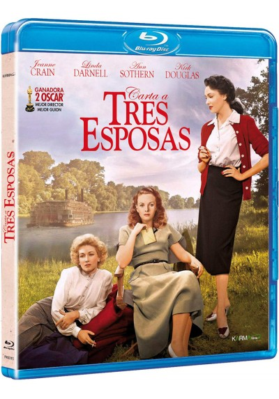 Carta A Tres Esposas (Blu-Ray) (Letter To Three Wives)