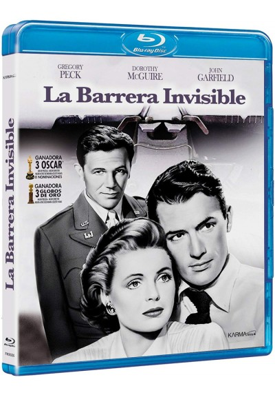 La Barrera Invisible (Blu-Ray) (Gentleman´s Agreement)