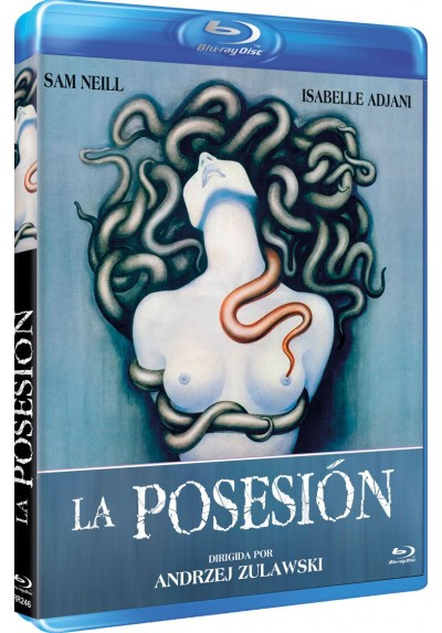 La Posesión (Blu-ray) (Bd-R) (Possession)