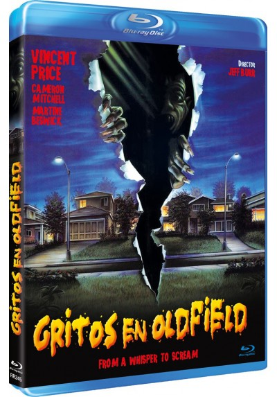 Gritos En Oldfield (Blu-ray) (Bd-R) (The Offspring)