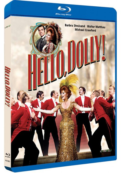 Hello Dolly! (Blu-Ray)