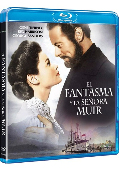 El Fantasma Y La Señora Muir (Blu-Ray) (The Ghost And Mrs. Muir)