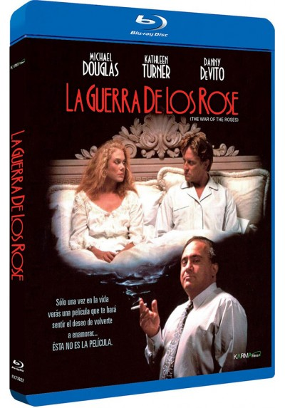 La Guerra De Los Rose (Blu-Ray) (The War Of The Roses)