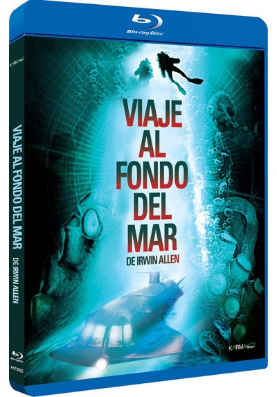 Viaje Al Fondo Del Mar (Blu-Ray)  (Voyage To The Bottom Of The Sea)