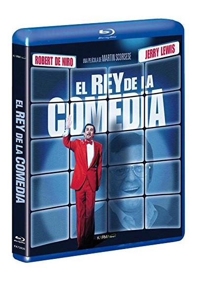 El Rey De La Comedia (Blu-Ray) (The King Of Comedy)