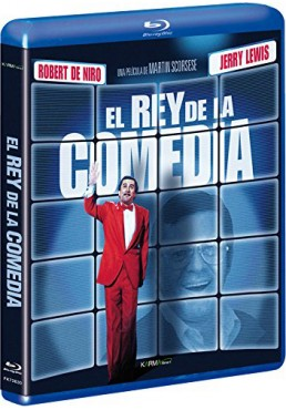 El Rey De La Comedia (Blu-Ray) (The King Of Comedy)
