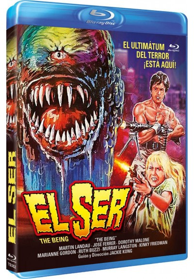 El Ser (Blu-Ray) (The Being)