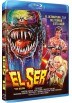 El Ser (Blu-Ray) (The Being)
