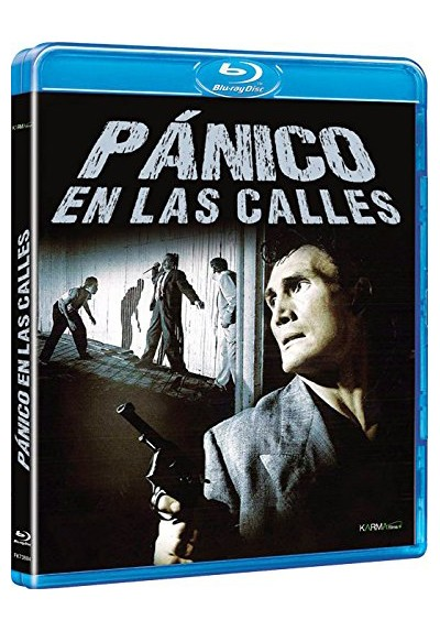 Pánico En Las Calles (Blu-Ray) (Panic In The Streets)