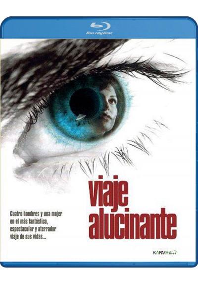 Viaje Alucinante (Blu-Ray) (Fantastic Voyage)