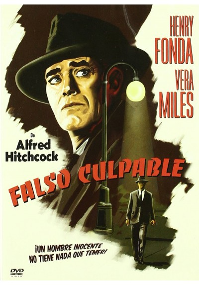 Falso Culpable (The Wrong Man)