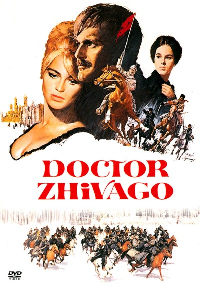 Doctor Zhivago - Coleccións Oscars