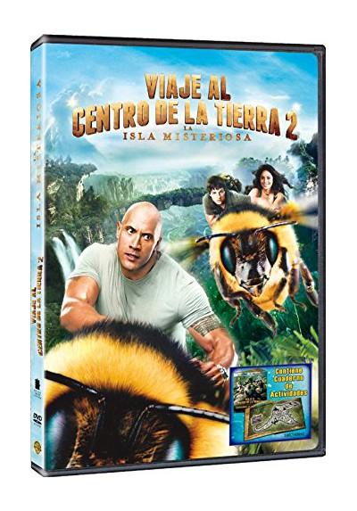 Viaje Al Centro De La Tierra 2: La Isla Misteriosa (Journey 2: The Mysterious Island)