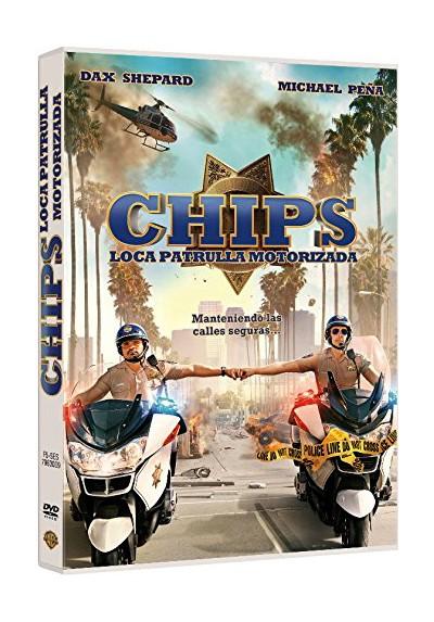 Chips, Loca Patrulla Motorizada (Chips)