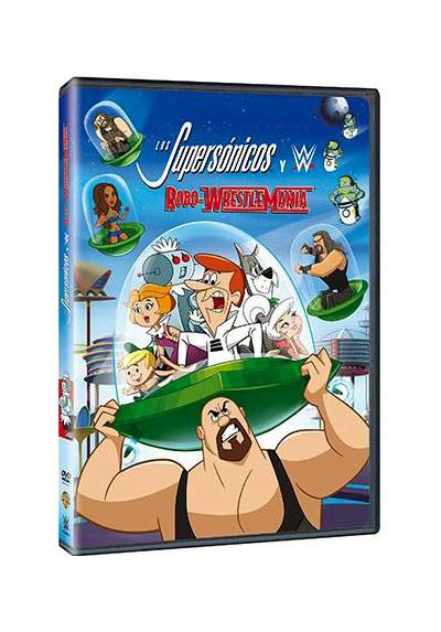 Los Supersónicos Y Wwe: Robo-Wrestlemania (Jetsons & Wwe: Robo-Wrestlemania)