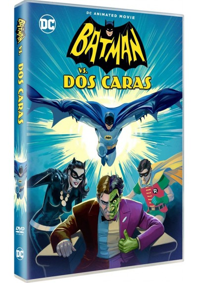 Batman Vs Dos Caras (Batman Vs. Two-Face)