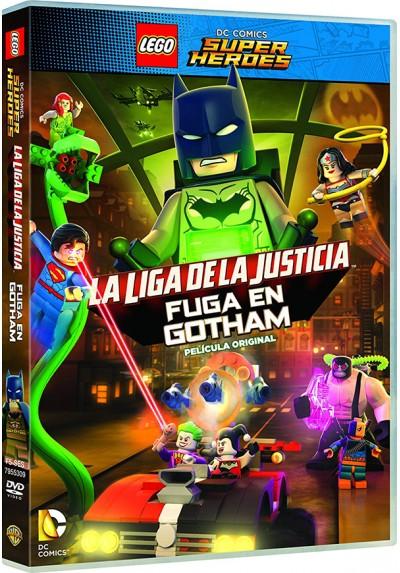 Lego: La Liga De La Justicia - Fuga En Gotham