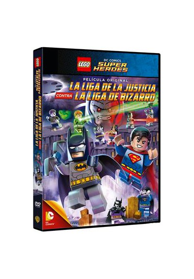 Lego: La Liga De La Justicia Contra La Liga De Bizarro (Justice League Vs. Bizarro League)