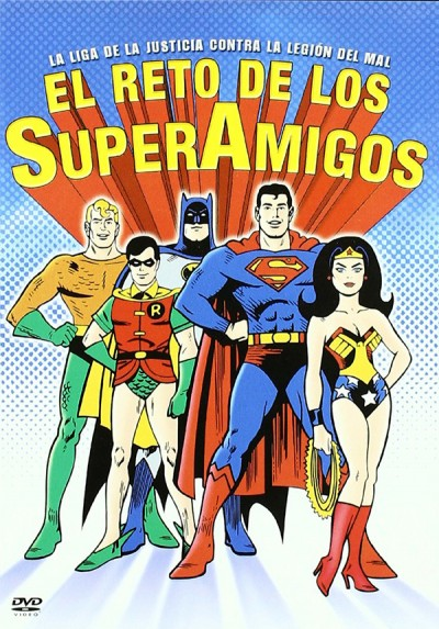 La Liga De La Justicia : Contra La Legión Del Mal (El Reto De Los Superamigos) (Justice League)