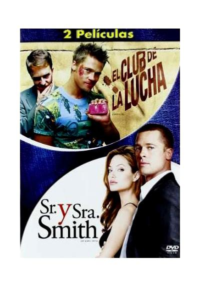 Pack Dúo: El Club de la Lucha + Sr. y Sra. Smith