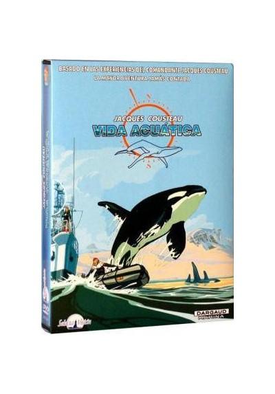 Jacques Cousteau: Vida Acuática (Jacque's Cousteau: Ocean Tales)