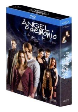 Ángel O Demonio - 1ª Parte (Blu-Ray)