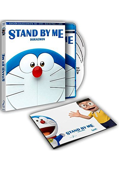 Stand By Me Doraemon (Blu-Ray + Dvd + Dvd Extras + Libro) (Ed. Coleccionista) (Stand By Me Doraemon)