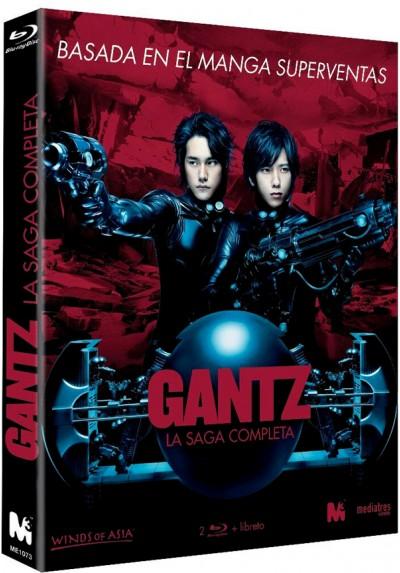Gantz - La Saga Completa (Blu-Ray)