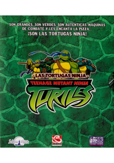 TMNT: Las Tortugas Ninja - DVD BOX (Teenage Mutant Ninja Turtles)