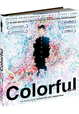 Colorful (Blu-Ray + Dvd Extras) (Ed. Libro) (Karafuru)