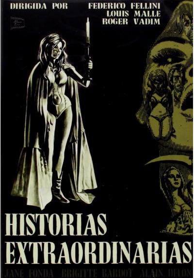 Historias Extraordinarias (Histoires Extraordinaires)