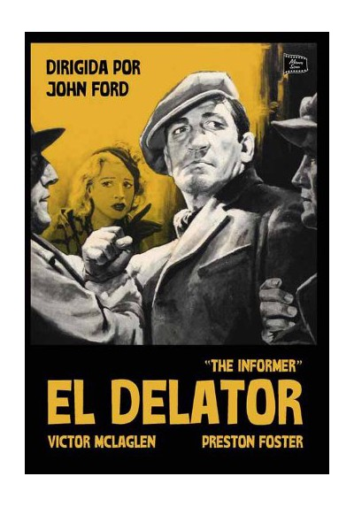 El Delator (1935) (The Informer)
