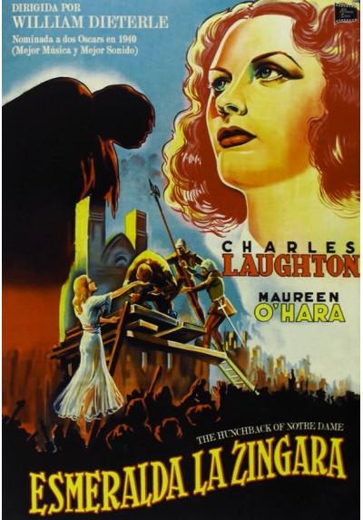 Esmeralda, La Zingara (The Hunchback Of Notre Dame)