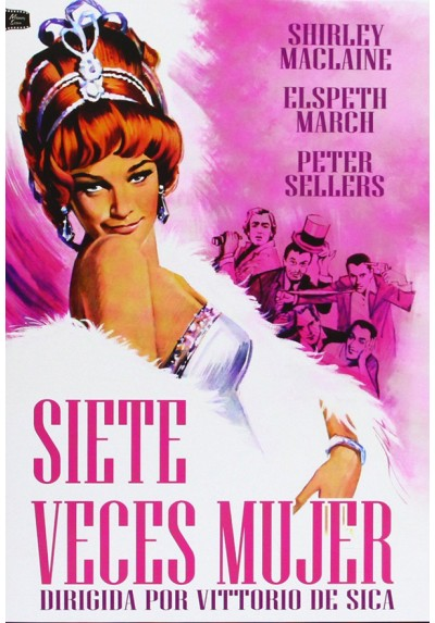 Siete Veces Mujer (Woman Times Seven)