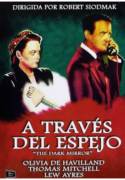 A Través Del Espejo (The Dark Mirror)