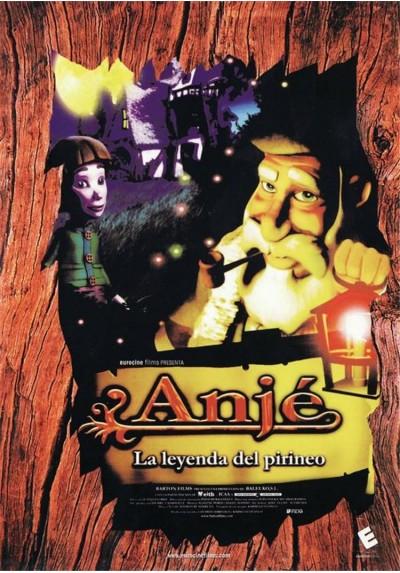 Anjé La leyenda del Pirineo
