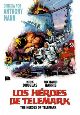 Los Héroes De Telemark (The Heroes Of Telemark)
