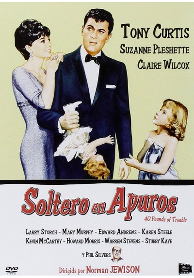 Soltero En Apuros (Forty Pounds Of Trouble)