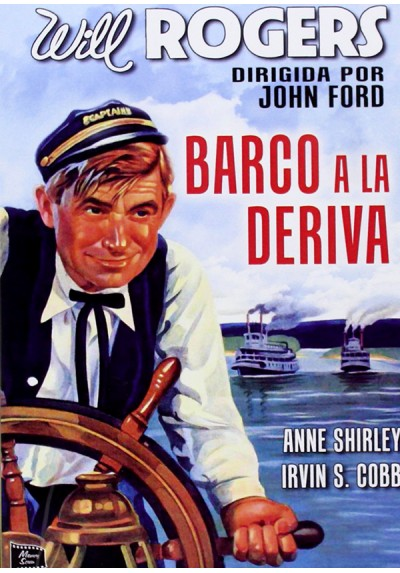 Barco A La Deriva (Steamboard Round The Bend)